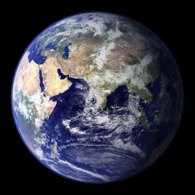 Blue Marble - NASA